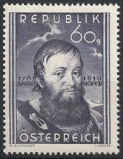 Österreich 1950 ANK 961 / Michel 949 140. Todestag von Andreas Hofer postfrisch