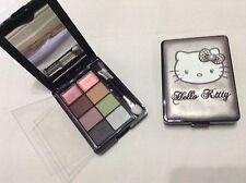 Hello Kitty Maquillaje Compacto Sombra de ojos y brillo de labios BN
