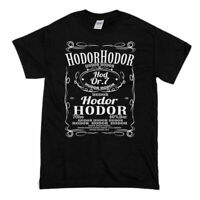 Hodor Hodor Hodor Game Of Thrones Funny Adults T-Shirt