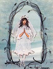 First Communion  - Pat Buckley Moss - Ltd Ed  Print
