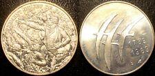 France - médaille révolution - serment du jeu de paume argent 1789 / 1989 ! SPL