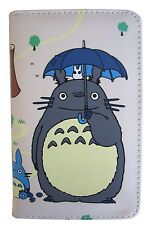 Ghibli My Neighbour Totoro Cute Long Wallet Card Holder Coins Purse Anime Bags