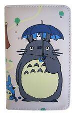 Ghibli My Neighbour Totoro Cute Long Wallet Card Holder Coins Purse Anime Bags