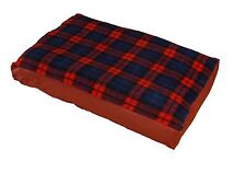 PnH Luxury Mattress Style Dog Bed, Cosy Fleece Top & Waterproof Base - 8 Colours