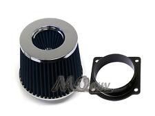 Air Intake MAF Sensor Adapter + Filter Kit for Ford 01-06 Escape 3.0L V6 02 03