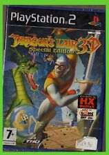 DRAGON'S LAIR 3D ->special edition<- ps2  new sealed SIGILLATO