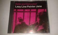 belle and sebastian : lazy line painter jane 4 track cd single
