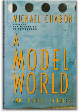 A Model World - Signed by Michael Chabon - First Edition - First State