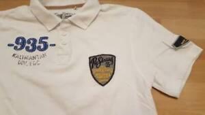 # ESPRIT # Poloshirt - Weiß - Gr. M
