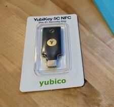 New listing YubiKey 5c Nfc - Yubico - New, unopened (Usb-C, Nfc)