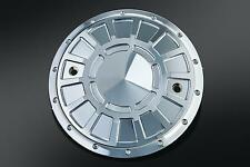 Kuryakyn Bahn Clutch Cover Accent, Chrome 7628 Fits 04-15 VICTORY 50-5045