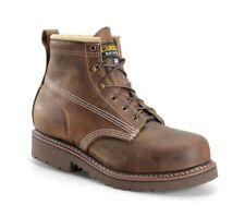 "Carolina Men's Steel Toe Work Boots Safety Size 8EE NEW 6"" CA7558 Waterproof"