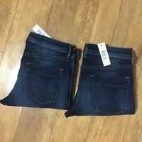 NWT Diesel AKEE Ultra Soft Stretch Denim D/Blue Slim W32-L32 W28-L31 RRP£150