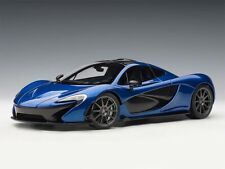 AUTOart McLaren P1 2013 Auzure Blue 1:18 76061
