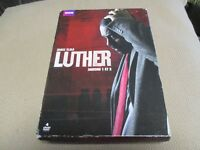 "COFFRET 4 DVD ""LUTHER - SAISONS 1 & 2"" Idris ELBA"