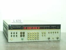 AGILENT HP 3325A SYNTHESIZER FUNCTION GENERATOR 21MHz # L670