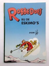 Brabant Strip vakantiealbum 04 - Jijé - Robbedoes bij de eskimo's - (2002)