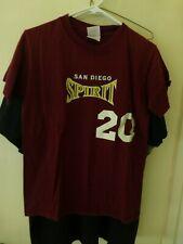 Wusa San Diego Spirit Jersey