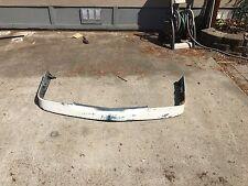 85-90 Camaro front chin spoiler white