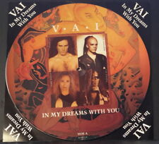 """STEVE VAI - IN MY DREAMS WITH YOU 12""""SG PICTURE DISC VINYL 1993 RELATIVITY REC."""