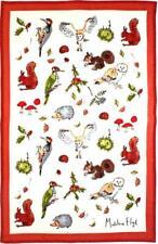 """en pur coton imprimé Thé Serviette. Ulster Weavers /""""Mini les modernes Darjeeling/"""""""