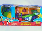Pixar Toy Story Beyond Radio Control Dune Buggy Woody Figure From Thinkway