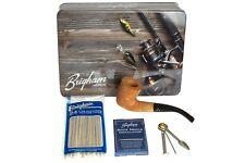 Brigham Sportsman 47 Rod & Reel Tobacco Pipe