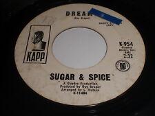 Sugar & Spice: Dreams 45 - Soul