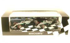 2-voitures Jeu Mercedes AMG Petronas F1 équipe W07 Hybride Constructeurs
