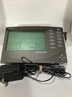 Davis Weather Station Vantage Pro # 6310 Console With Power - For Parts/Repair