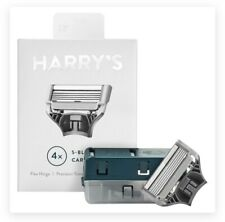 Harry's Men's Razor Blades 4 - 5 Blade Cartridges Refills - Brand New!
