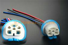 9007 HB1 9004 HB5 3 Wire Harness Pigtail Halogen Light Bulb Socket Male Female