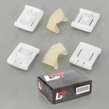 Sitzverstellung Versteller Reparatursatz Gleitstück Gummi Clip für AUDI