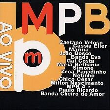 MPB Ao Vivo, Various Artists, Brazil Baby, Banda Eva, Simone, Rare CD, NEW