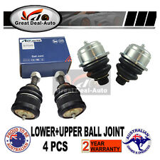 4 Upper+Lower Front Ball Joints Kit For Ford Falcon AU 1/2/3 BA BF Fairlane LTD