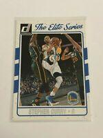 2016-17 Donruss Basketball Elite Series - Stephen Curry - Golden State Warriors