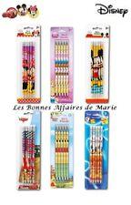 DISNEY - Liquidation - Lot de 5 crayons papier Minnie - Neuf sous blister