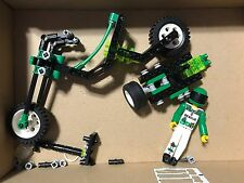 LEGO Technic 8255 Used- NOT complete~ With instructions!