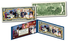 BRITISH MONARCHY Princess Diana & Royal Family THEN & NOW Official U.S. $2 Bill