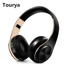 Tourya B7 Wireless Headphones Bluetooth Headset Foldable Headphone Adjustable