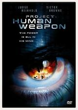 Project: Human Weapon (DVD, 2003) - New