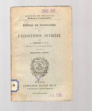 l association ouvriere par l gabriguet p.s.s.