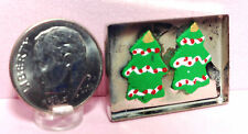 Dollhouse Miniature Christmas Cookies on Cookie Sheet - #2 SALE