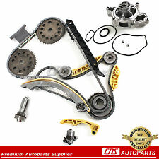 REF# 9-4202S 00-11 GM 2.0 2.2 2.4 Timing Chain Kit Balance Shaft Water Pump L61