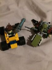 Legends Of Chima Lego 2 Vehicles And 2 Mini Figures