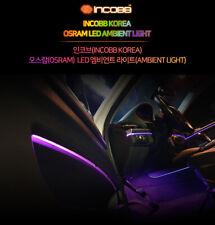 INCOBB OSRAM LED AMBIENT LIGHT 256 COLOR BLUETOOTH CONTROL