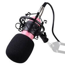 Condenser Pro Audio Bm800 Microphone Sound Studio Dynamic Mic +Shock Mount Usa