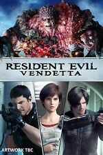 Resident Evil: Vendetta (with UltraViolet Copy) [Blu-ray]