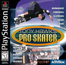 Tony Hawk - PS1 Playstation Complete Game