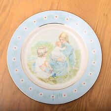 Vintage Avon 1974 Tenderness Special Edition Commemorative Plate
